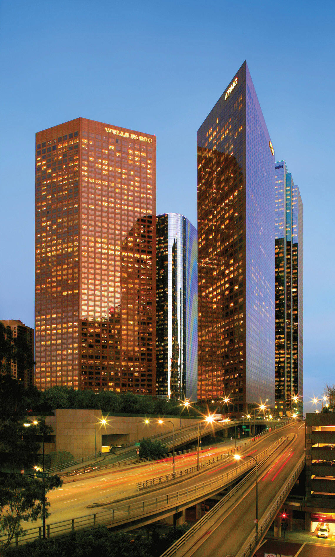 Wells Fargo Center, Downtown Los Angeles